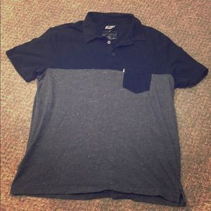 Levi's short sleeve collared shirt